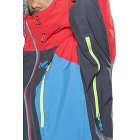Millet M's Trilogy V Icon Dual GTX Jacket saphir/rouge